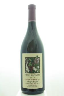 Merry Edwards Pinot Noir Meredith Estate 2016