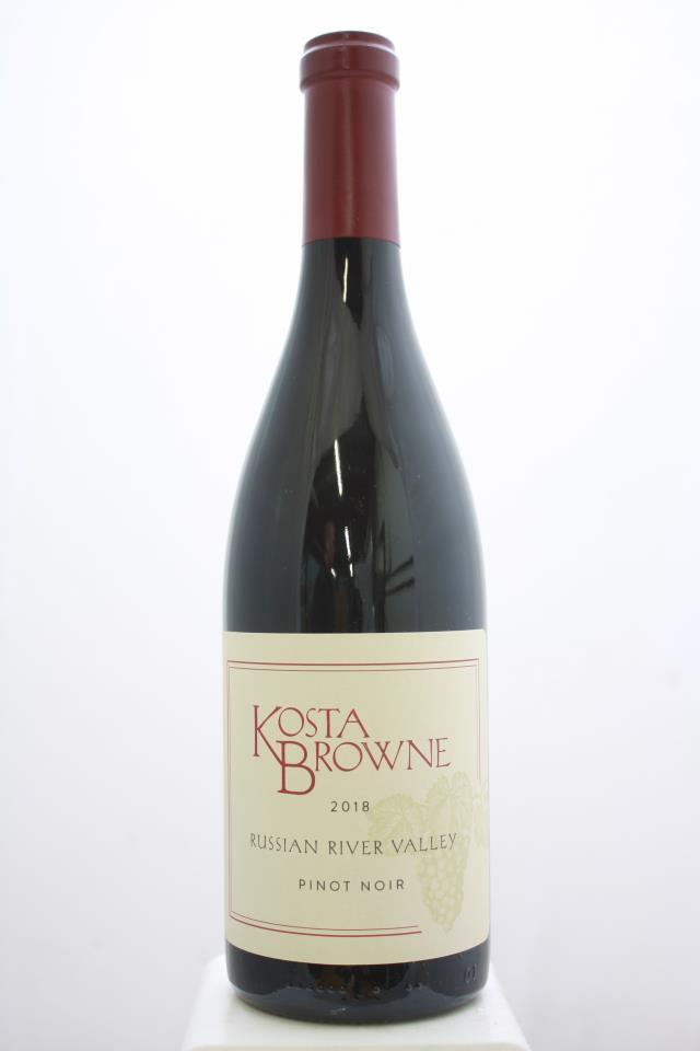 Kosta Browne Pinot Noir Russian River Valley 2018