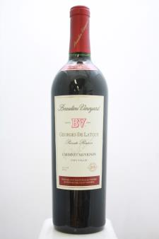 BV Cabernet Sauvignon Georges de Latour Private Reserve 1990