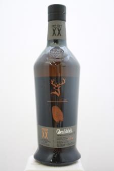 GlenFiddich Single Malt Scotch Whisky Project XX Experimental Series #02 NV