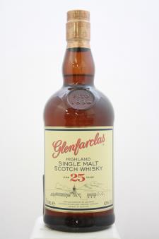 J&G Grant Glenfarclas Single Highland Malt Scotch Whisky 25-Years-Old NV