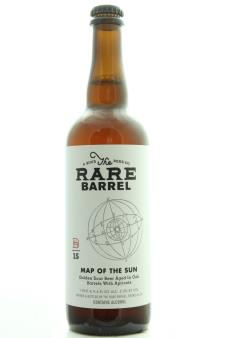 The Rare Barrel Map of the Sun Golden Sour Ale 2015
