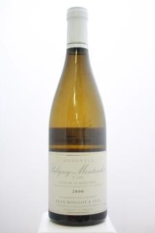 Jean Boillot Puligny-Montrachet Clos de la Mouchere 2000