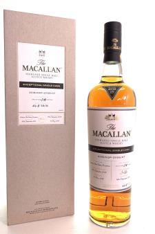 The Macallan Highland Single Malt Scotch Whisky Exceptional Single Cask 2018/ASP-21156/07 2018 Release