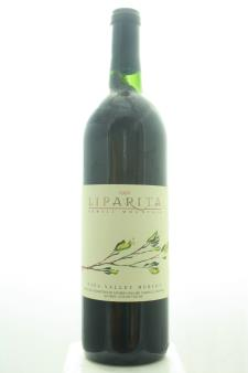Liparita Cellars Merlot Howell Mountain 1992