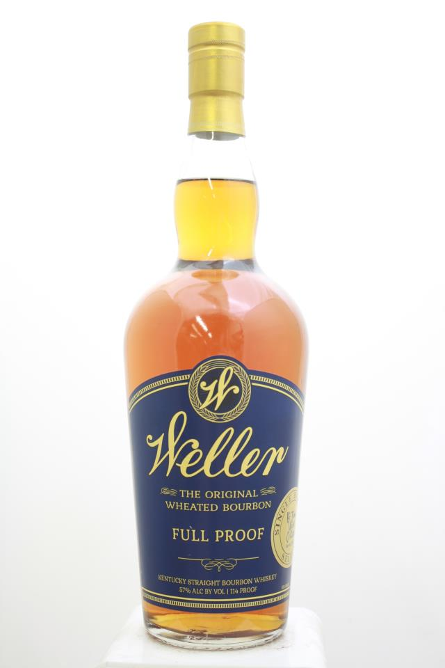 Weller Kentucky Straight Bourbon Whiskey Full Proof Single Barrel Select Hi-Tim Wine Cellars Barrel #267 NV