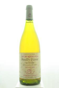 Guffens-Heynen Pouilly-Fuissé La Roche 1990