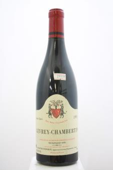 Geantet-Pansiot Gevrey-Chambertin Vieilles Vignes 1993