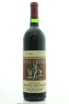 Heitz Cellar Cabernet Sauvignon Bella Oaks Vineyard 1997