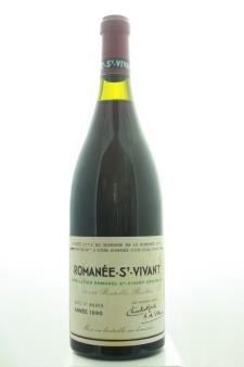 Domaine de la Romanée-Conti Romanée-Saint-Vivant 1990