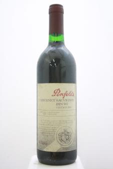 Penfolds Cabernet Sauvignon Bin 707 1998