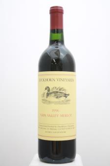 Duckhorn Merlot Napa Valley 1996