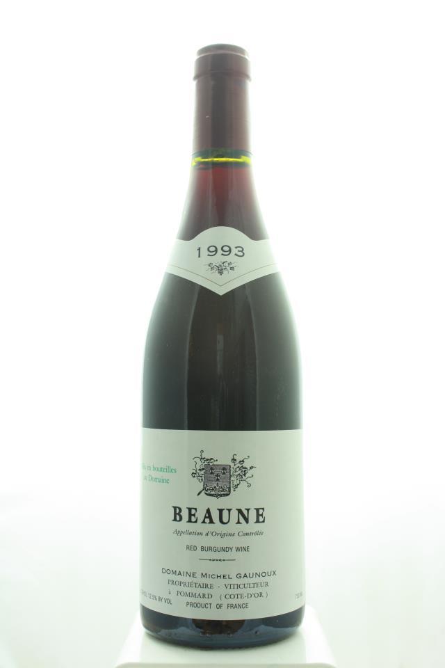 Michel Gaunoux Beaune 1993