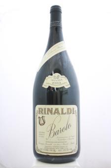 Giuseppe Rinaldi Barolo Cannubi San Lorenzo Ravera 2003