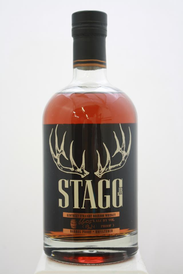 Buffalo Trace Distillery Stagg Jr. Kentucky Straight Bourbon Whiskey Barrel Proof NV