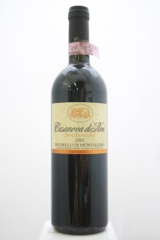Casanova di Neri Brunello di Montalcino Tenuta Nuova 2001