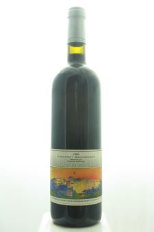Jean Louis Vermeil Cabernet Sauvignon Frediani Vineyard 1999