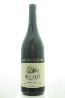 Dante Rivetti Barbaresco Bricco de Neueis Riserva 1996
