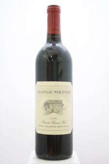 Chateau Woltner Proprietary Red Private Reserve 1996