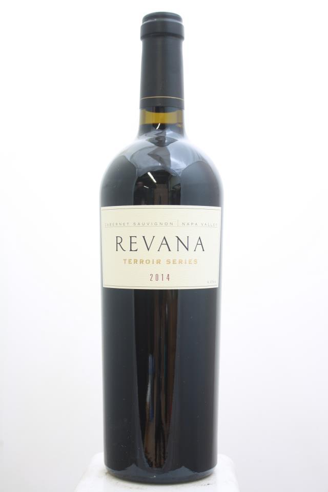 Revana Family Vineyard Cabernet Sauvignon Terroir Series 2014
