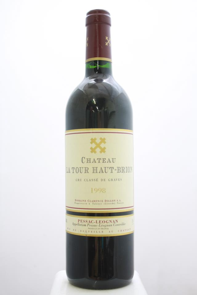 La Tour Haut-Brion 1998
