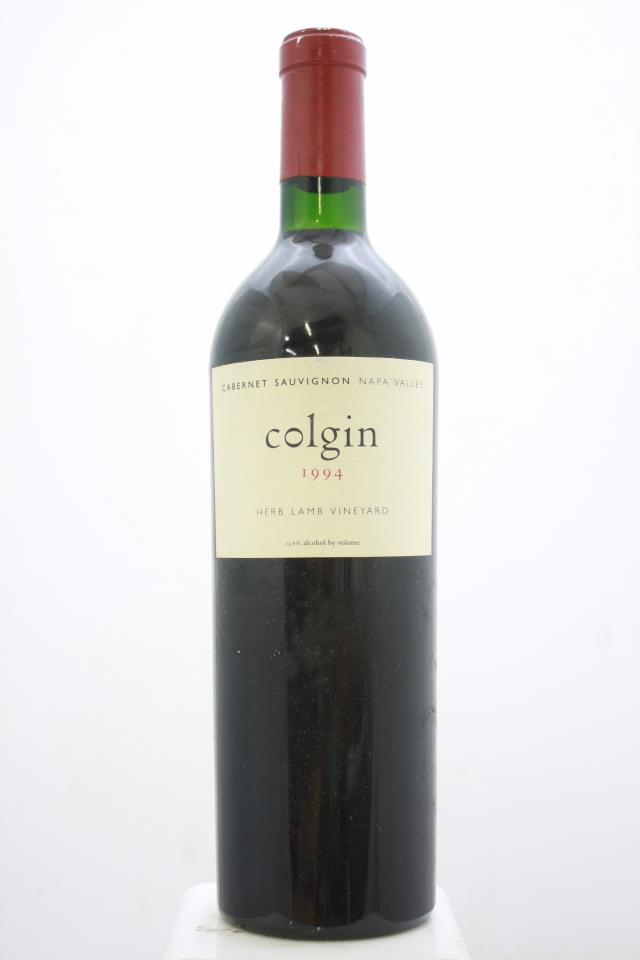 Colgin Cabernet Sauvignon Herb Lamb Vineyard 1994