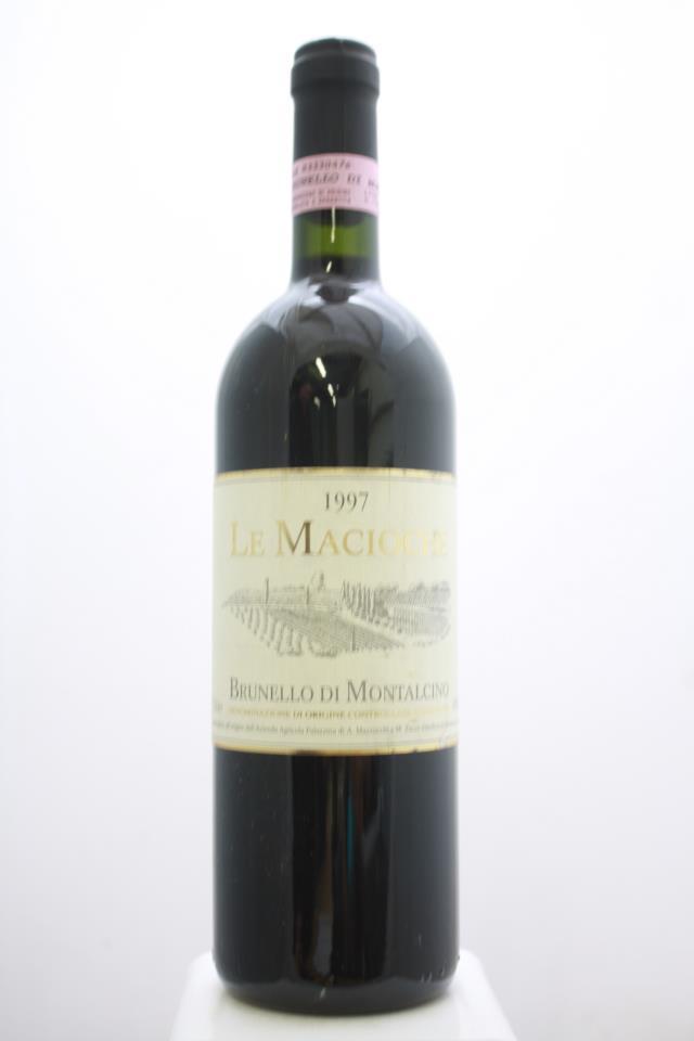 Le Macioche Brunello di Montalcino 1997