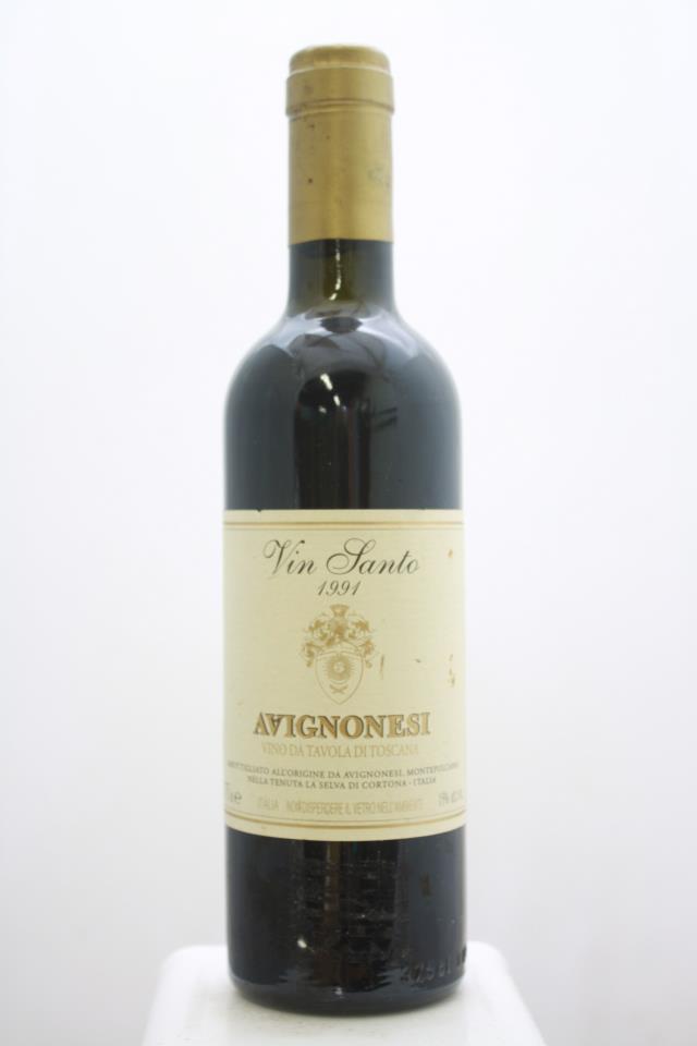 Avignonesi Vin Santo 1991
