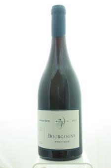 Arnaud Ente Bourgogne Rouge 2015
