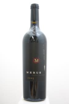 Merus Cabernet Sauvignon 2005