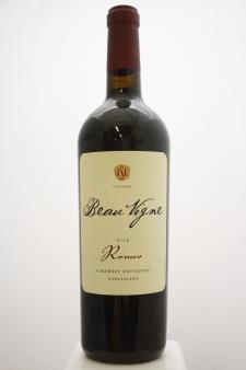 Beau Vigne Cabernet Sauvignon Romeo 2012
