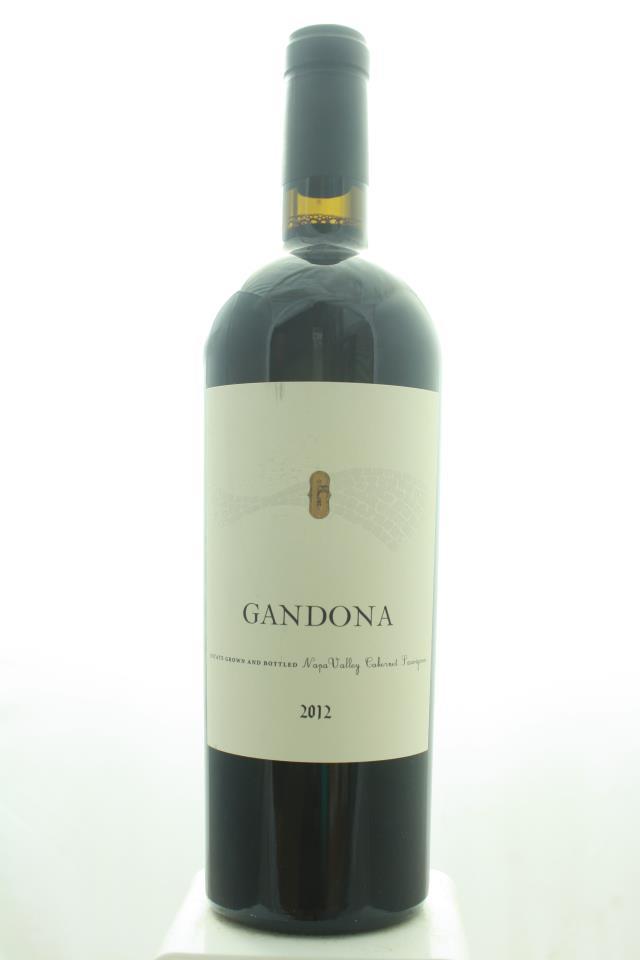 Gandona Cabernet Sauvignon Estate 2012