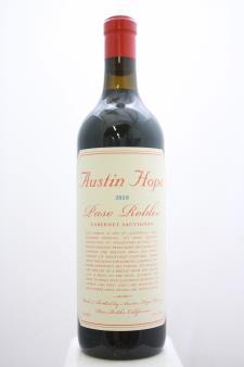 Austin Hope Cabernet Sauvignon 2019
