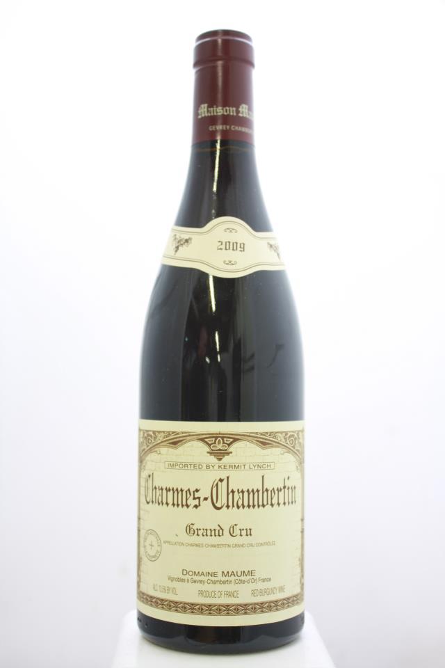 Maume Charmes-Chambertin 2009
