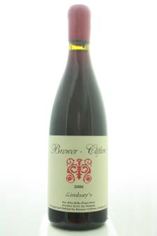 Brewer Clifton Pinot Noir Lindsay