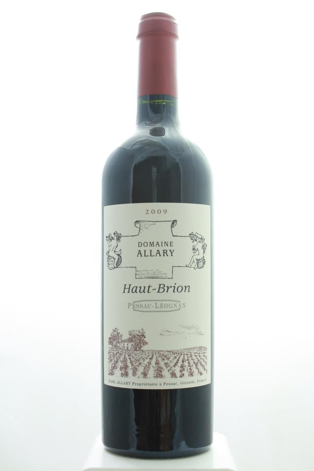 Allary Haut-Brion 2009