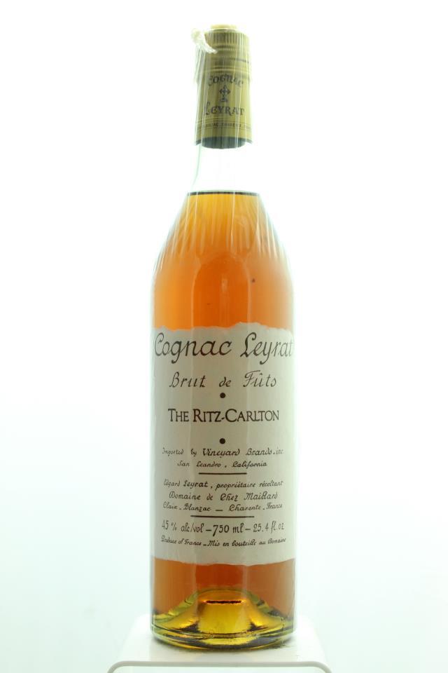 Leyrat (Domaine de Chez Maillard) Cognac Brut de Fûts Sélection Ritz Carlton NV