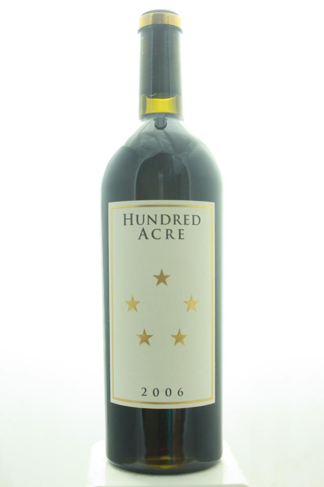Hundred Acre Cabernet Sauvignon Estate Ark Vineyard 2006