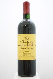 Léoville-Poyferré 2002