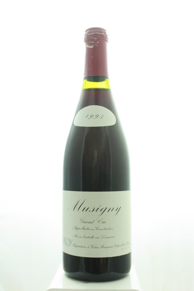 Domaine Leroy Musigny 1993