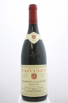 Faiveley (Domaine) Chambertin-Clos de Bèze 2001