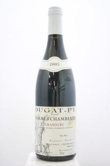Dugat-Py Charmes-Chambertin 2005