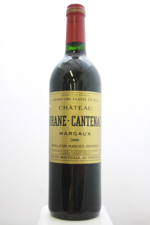 Brane Cantenac 2000