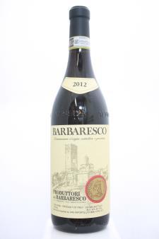 Produttori del Barbaresco Barbaresco 2012