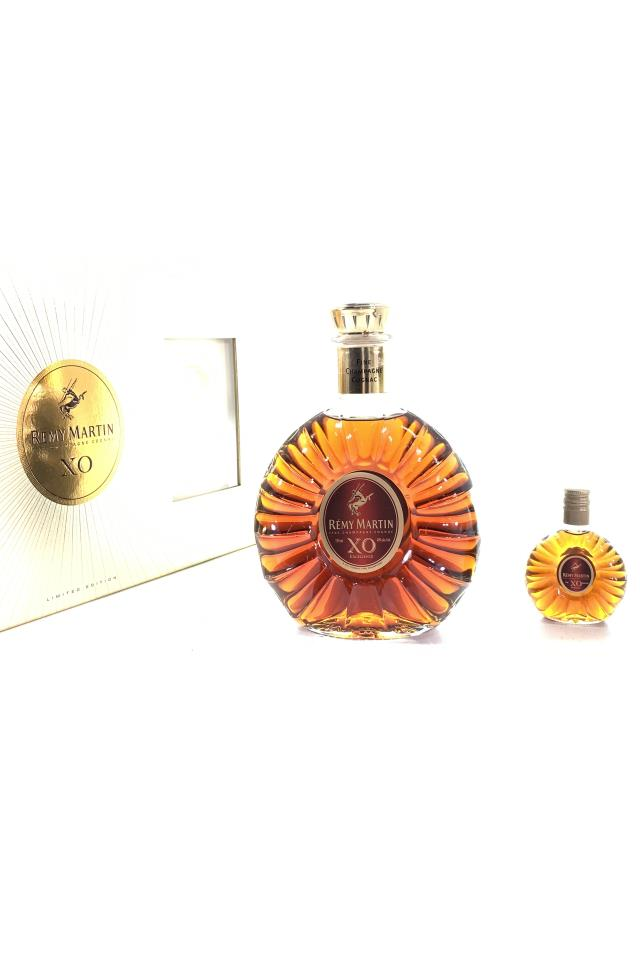 Rémy Martin Fine Champagne Cognac Extra Gift Collection NV