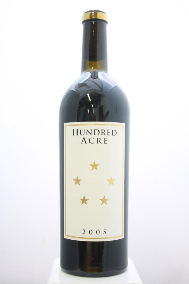 Hundred Acre Cabernet Sauvignon The Ark Vineyard 2005