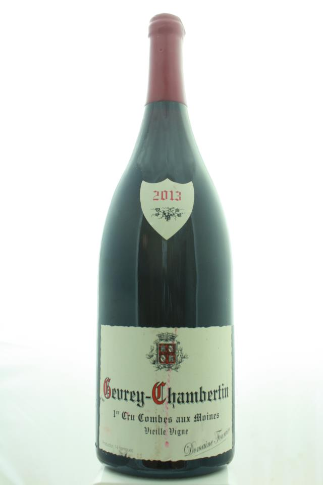 Domaine Fourrier Gevrey-Chambertin Combe Aux Moines Vieilles Vignes 2013