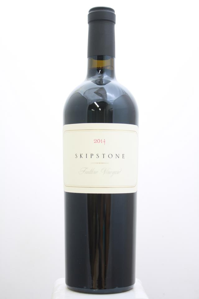 Skipstone Proprietary Red Faultline Vineyard 2014