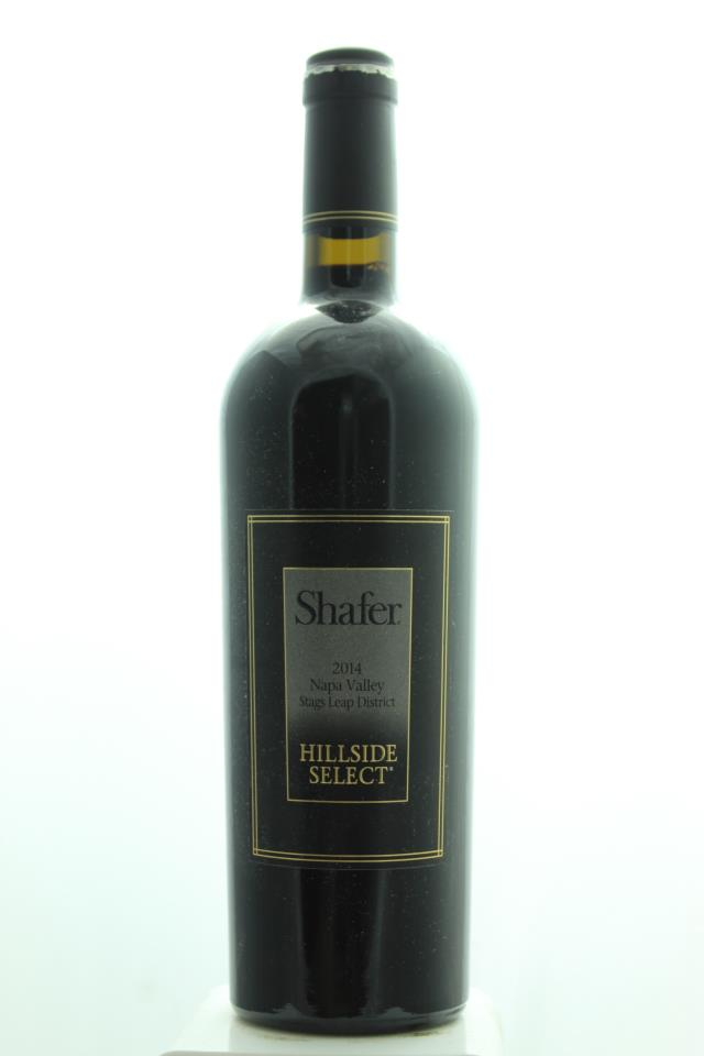 Shafer Cabernet Sauvignon Hillside Select 2014