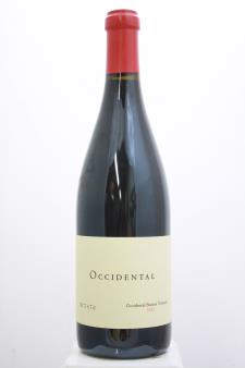 Occidental Pinot Noir Occidental Station Vineyard 2017